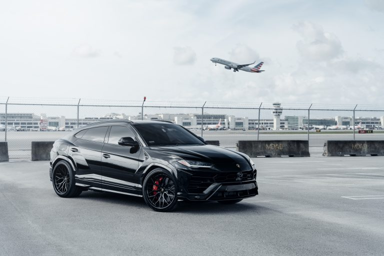 2019 Lamborghini Urus on AG Luxury AGL43