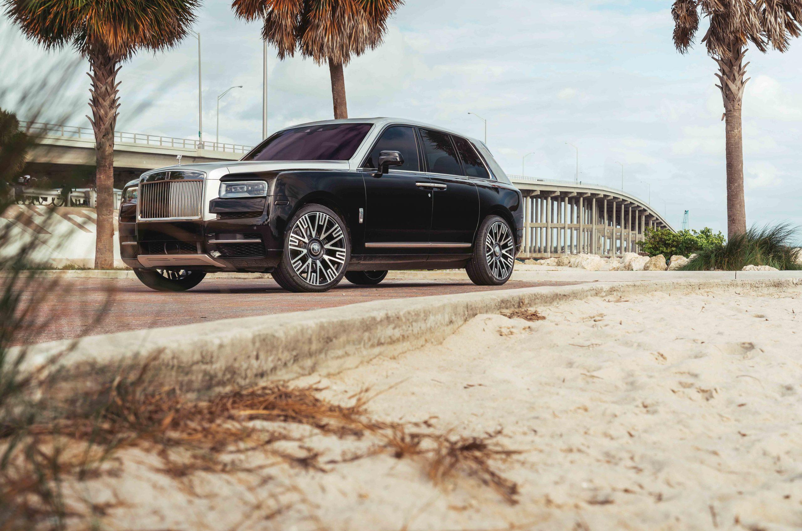 Rolls-Royce Cullinan on AG Luxury Wheels AGL62