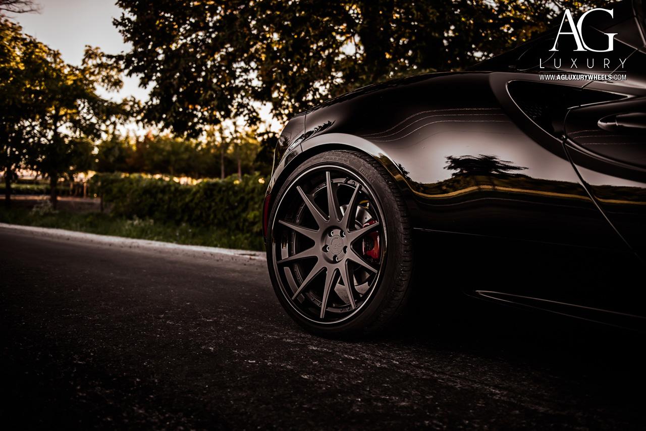 Ag Luxury Wheels Alfa Romeo 4c Forged Wheels