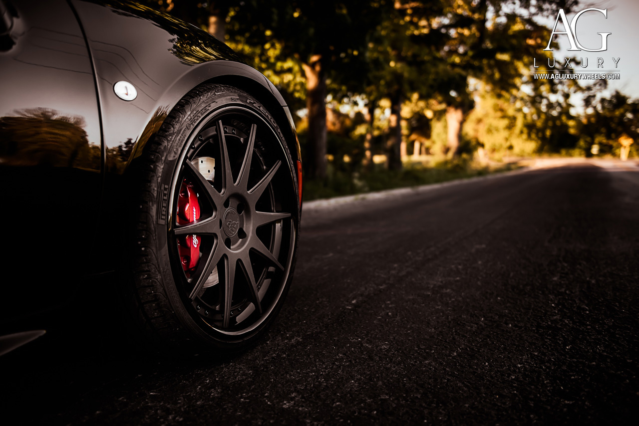 The Car Company >> AG Luxury Wheels - Alfa Romeo 4C Forged Wheels
