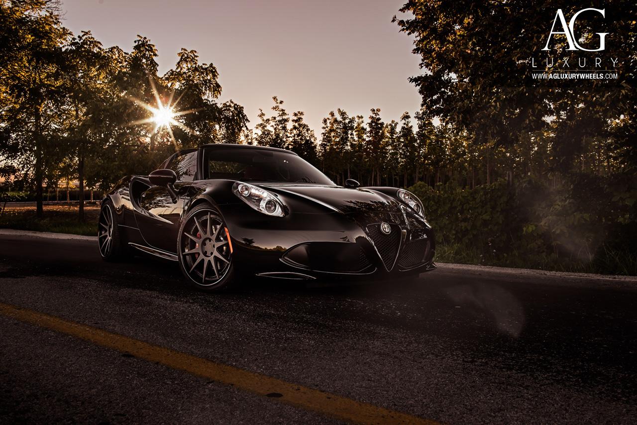 Alfa Romeo 4c Wheels Best Car Reviews 2019 2020 Hyundai Accent Wiring Electric Window Ag Luxury Forged