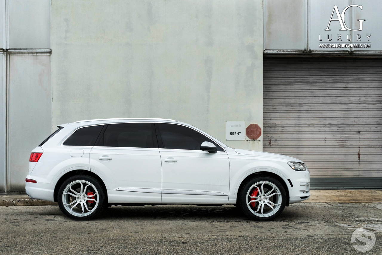 Ag Luxury Wheels Audi Q7 Forged Wheels