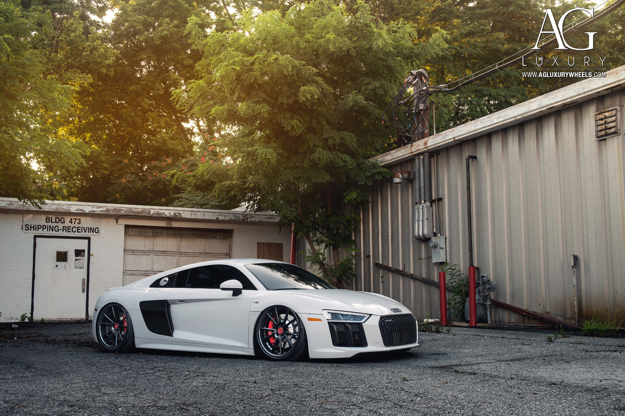 Ag Luxury Wheels Audi R8 Forged Wheels