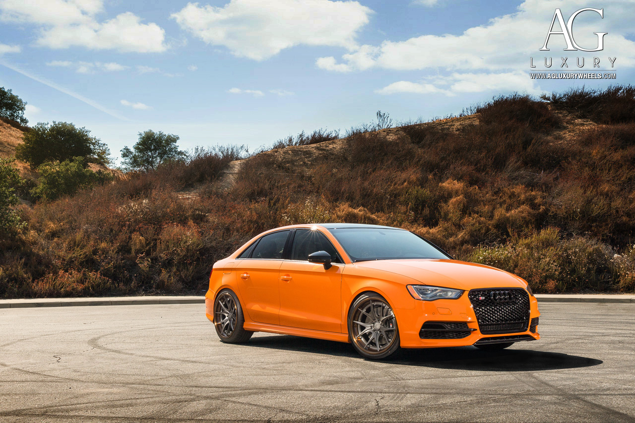 The Car Company >> AG Luxury Wheels - Audi S3 Forged Wheels