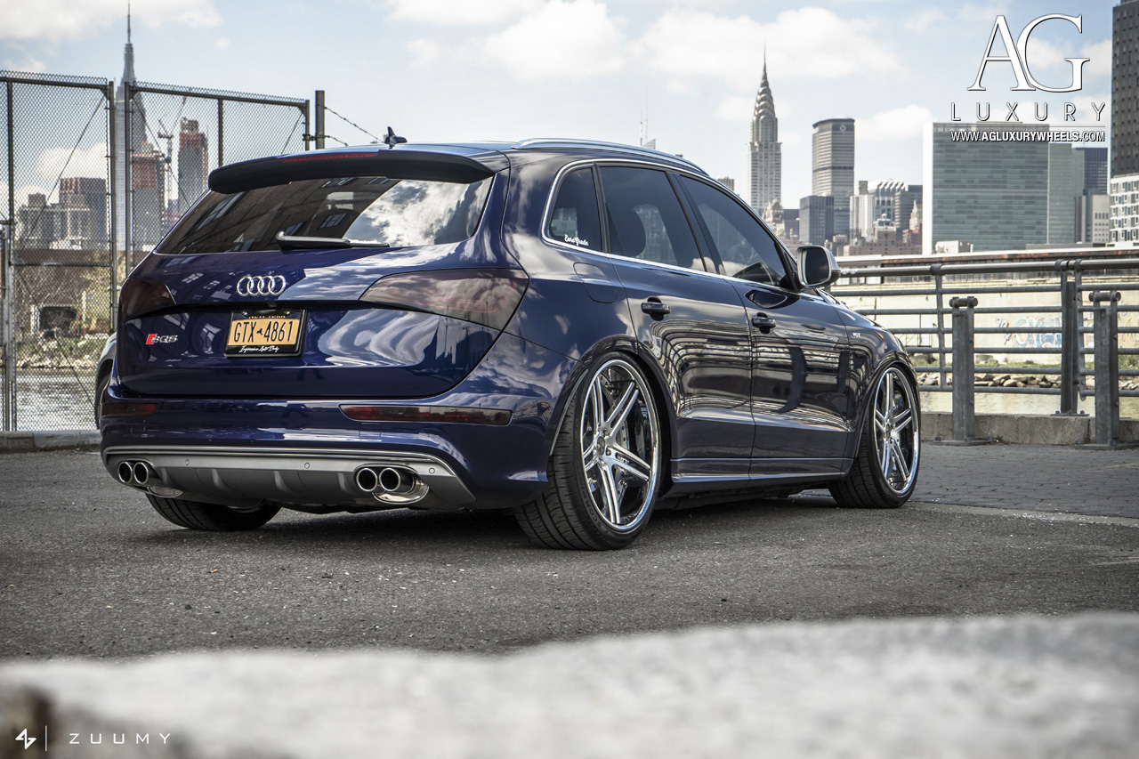 Ag Luxury Wheels Audi Sq5 Forged Wheels