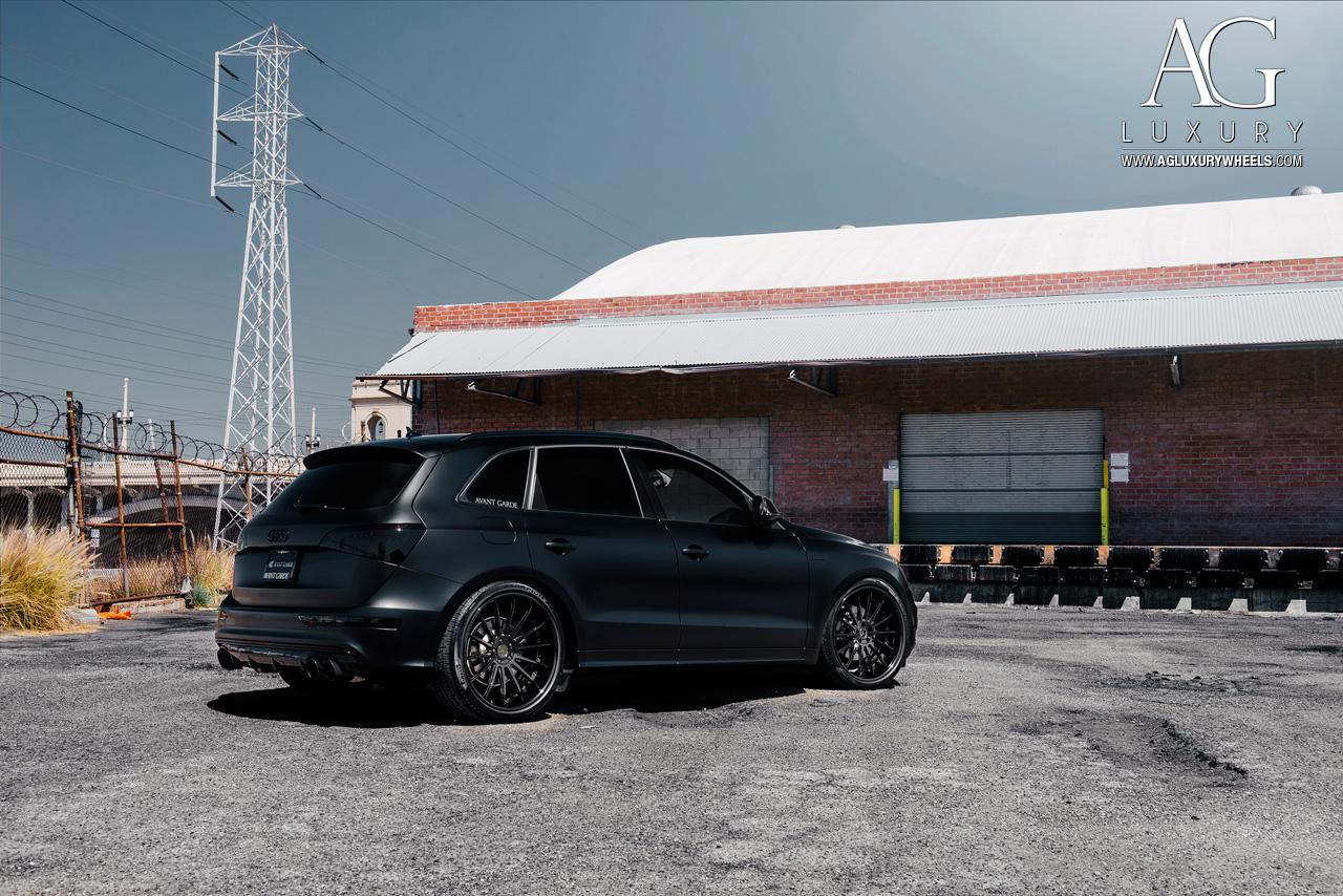 Ag Luxury Wheels Audi Sq5 Forged Wheels