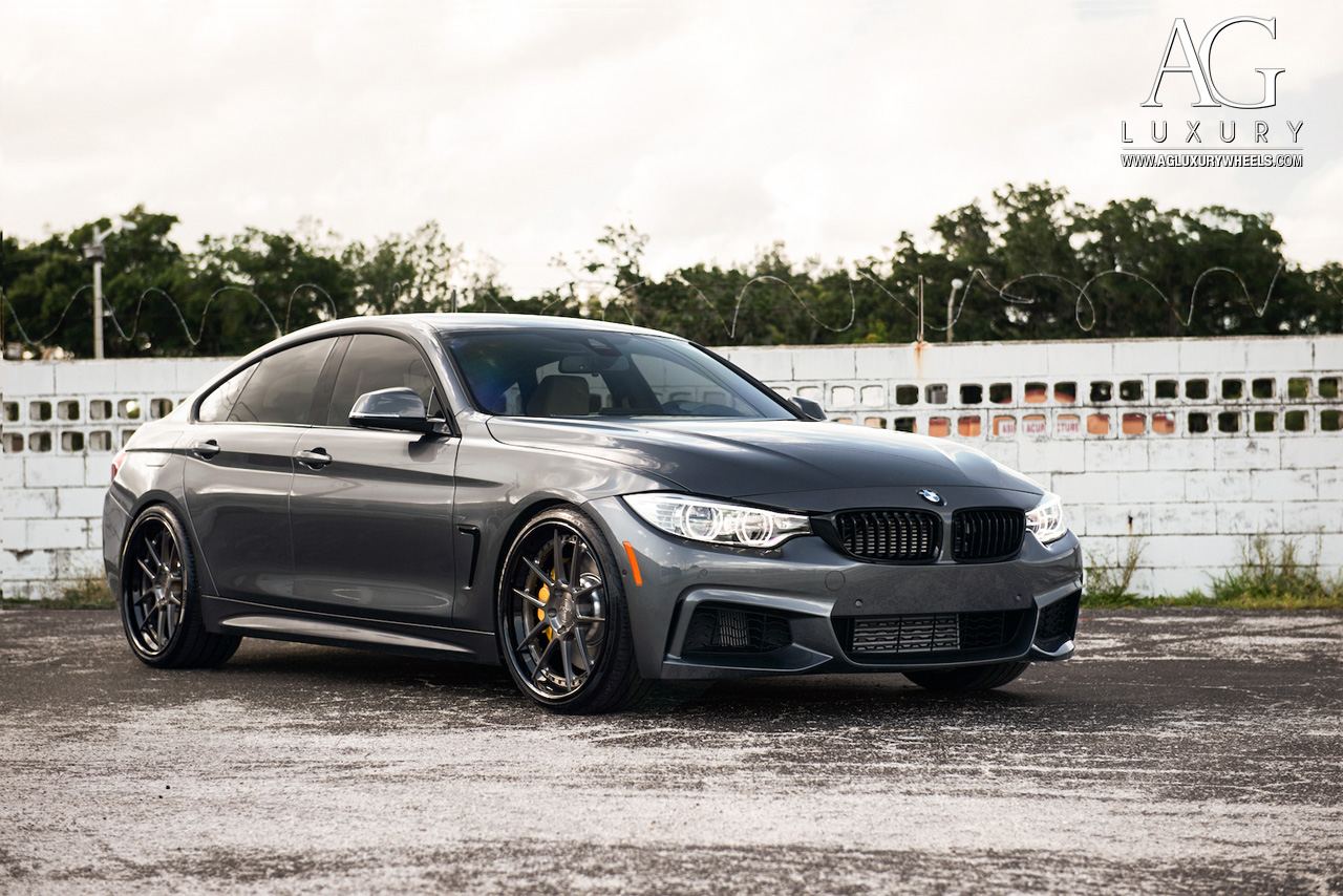 AG Luxury Wheels BMW I Gran Coupe Forged Wheels - 435i bmw coupe