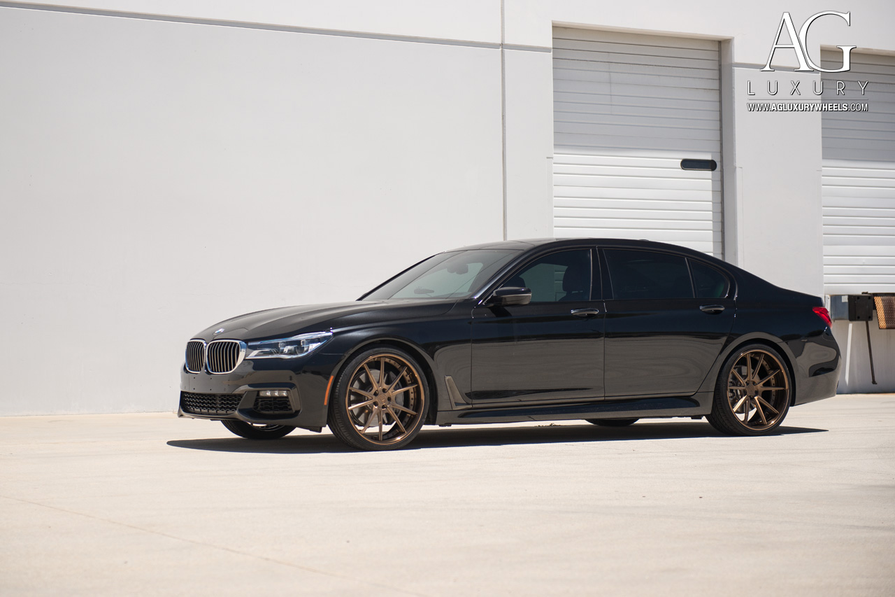 Bmw Rims 22 Inch >> AG Luxury Wheels - BMW 750i Forged Wheels