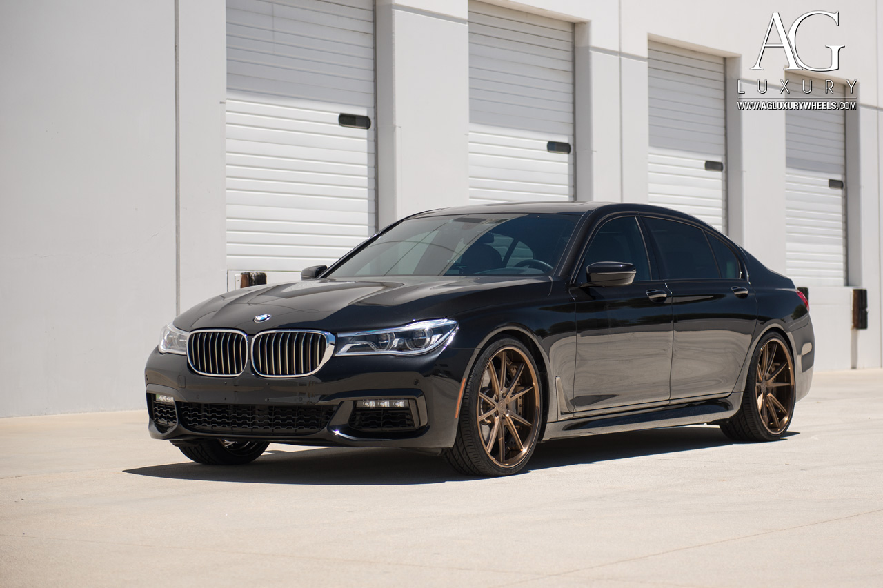 Bmw Rims 22 Inch >> AG Luxury Wheels - BMW 750i Forged Wheels