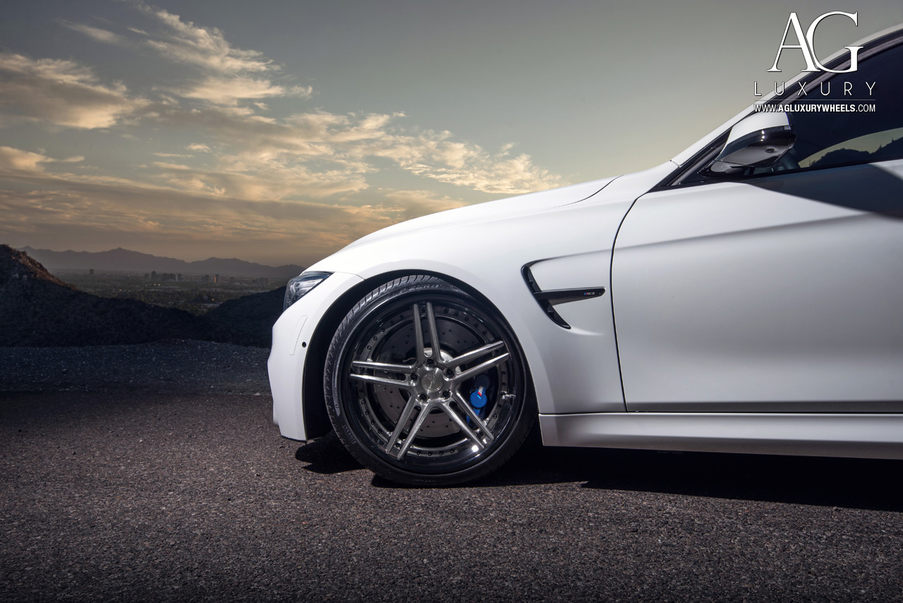 Bmw M3 2017 >> AG Luxury Wheels - BMW M3 Forged Wheels
