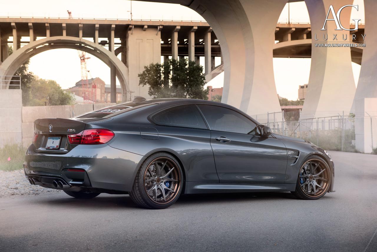 AG Luxury Wheels BMW M4 Forged Wheels