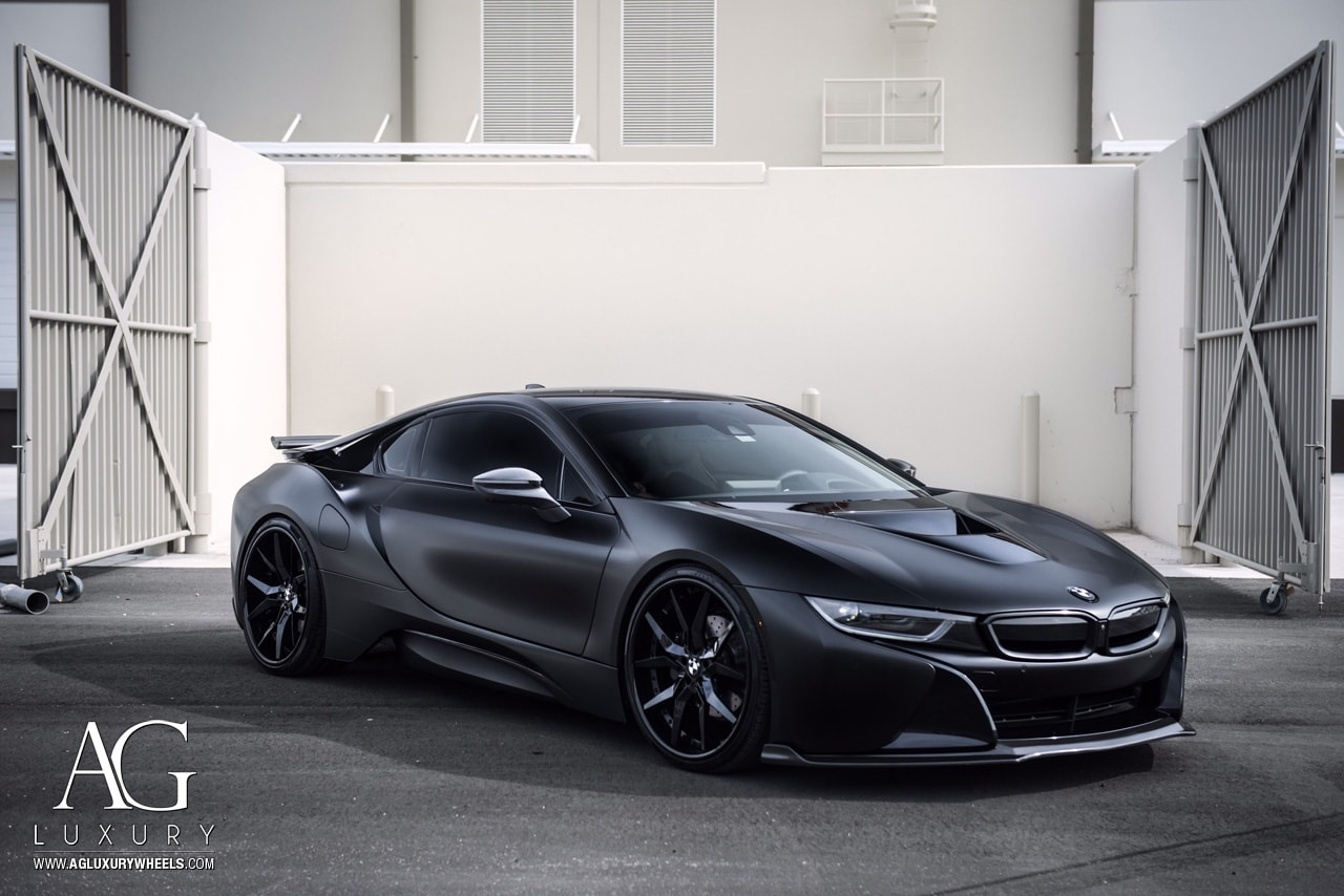 Ag Luxury Wheels Bmw I8 Agl13 Spec2 Forged Wheels