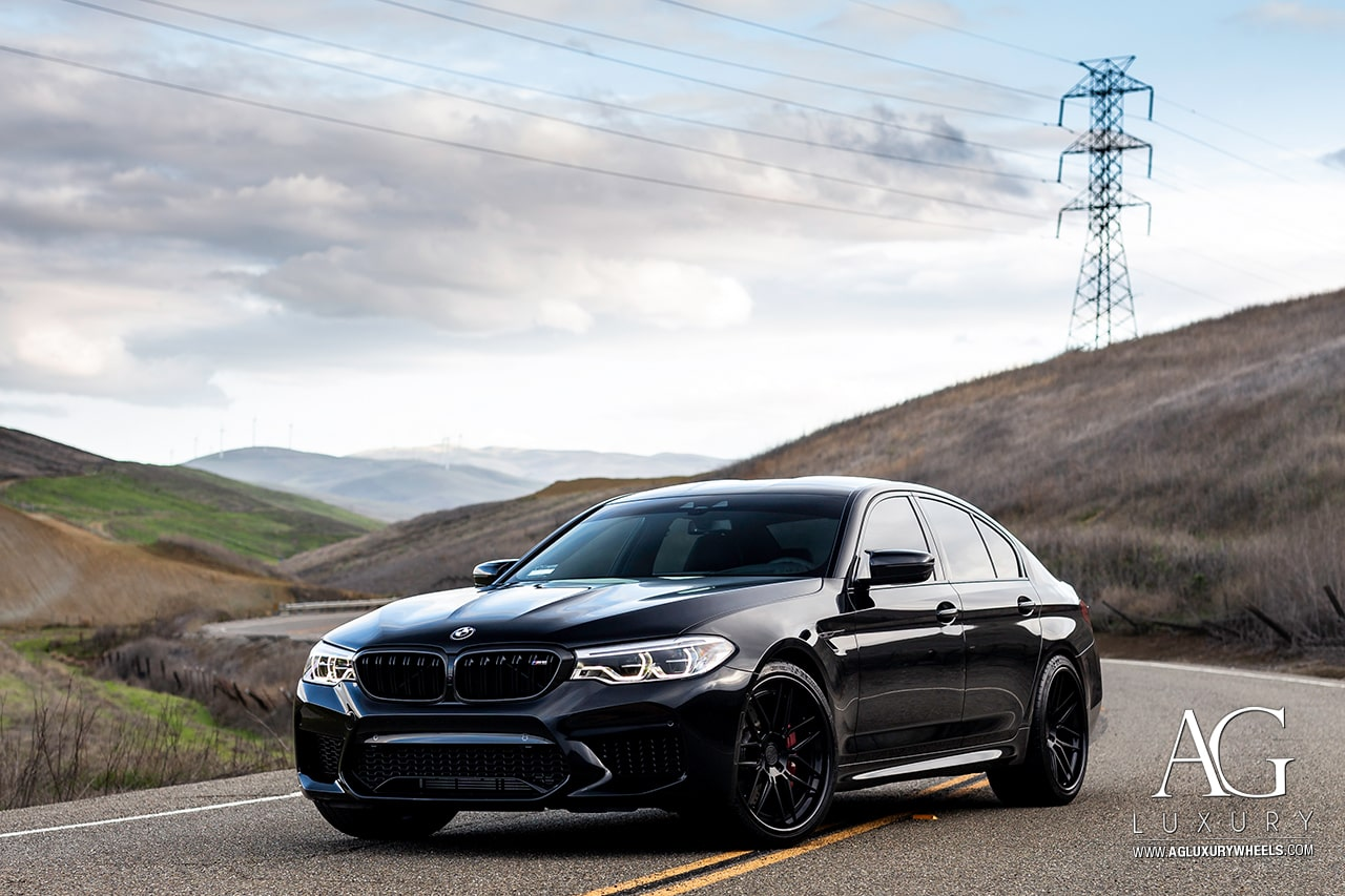 Ag Luxury Wheels Bmw M5 Agl35 Nd Spec3 Forged Wheels