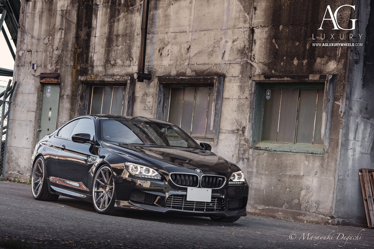 Ag Luxury Wheels Bmw M6 Forged Wheels