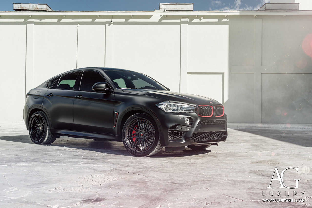 Ag Luxury Wheels Bmw X6m Forged Wheels