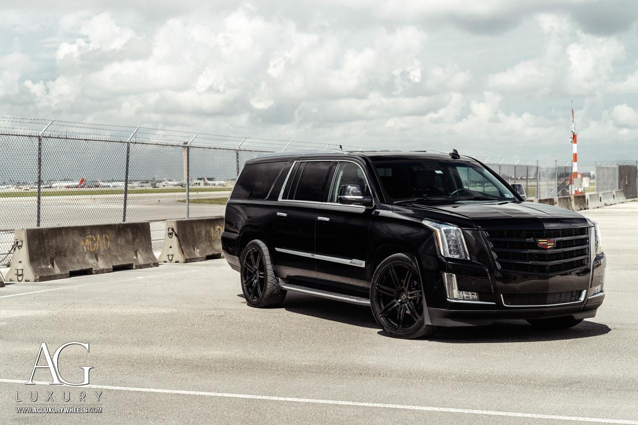 Ag Luxury Wheels Cadillac Escalade Ext Agl36 Wheels