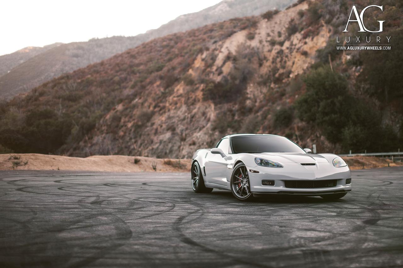 AG Luxury Wheels - Chevrolet Corvette Z06 Forged Wheels