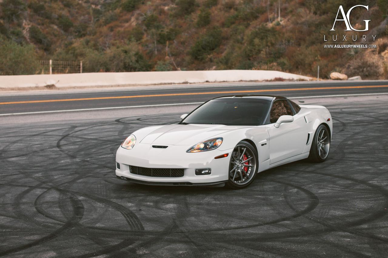 AG Luxury Wheels Chevrolet Corvette Z06 Forged Wheels