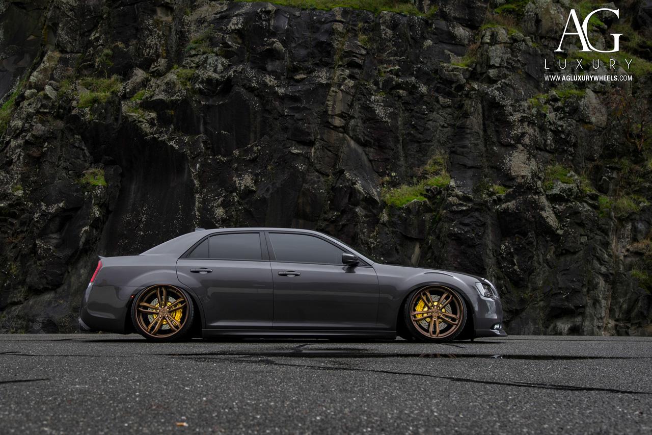 Chrysler 300 S >> AG Luxury Wheels - Chrysler 300 S Forged Wheels