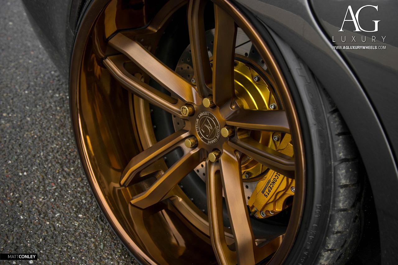 Ag Luxury Wheels Chrysler 300 S Forged Wheels