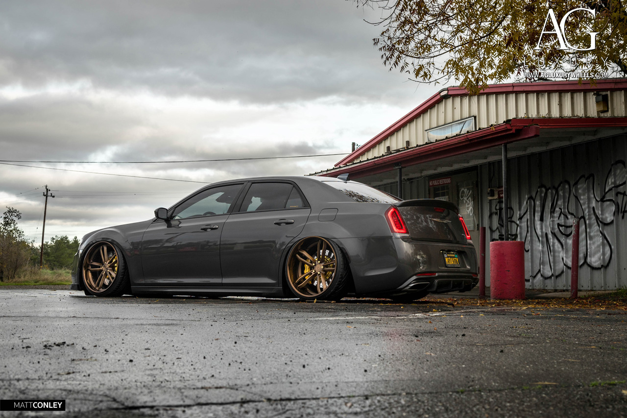 Ag Luxury Wheels Chrysler 300 S Forged Wheels