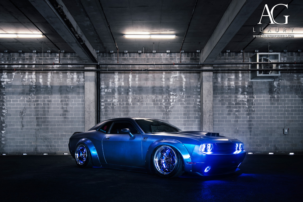 Ag Luxury Wheels Dodge Challenger Forged Wheels