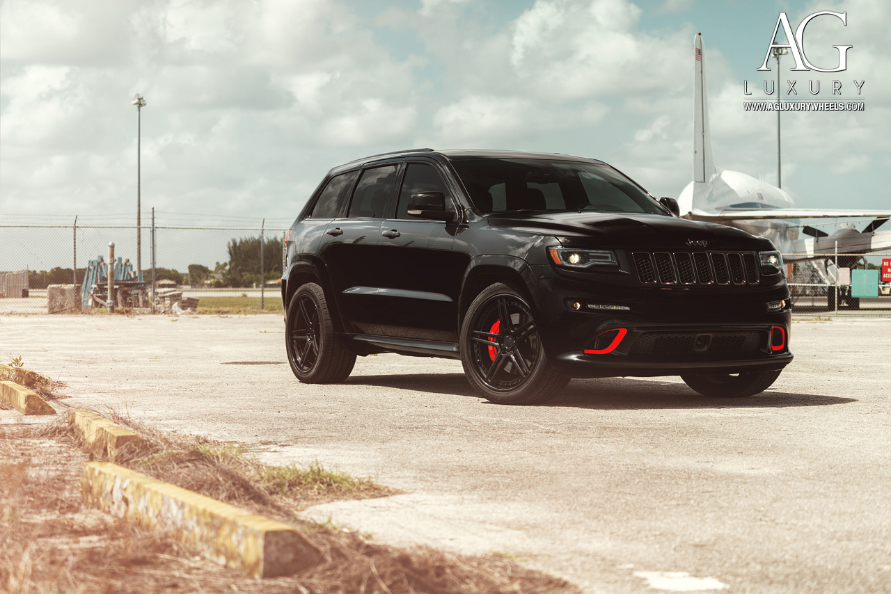 ag luxury wheels jeep grand cherokee srt forged wheels. Black Bedroom Furniture Sets. Home Design Ideas