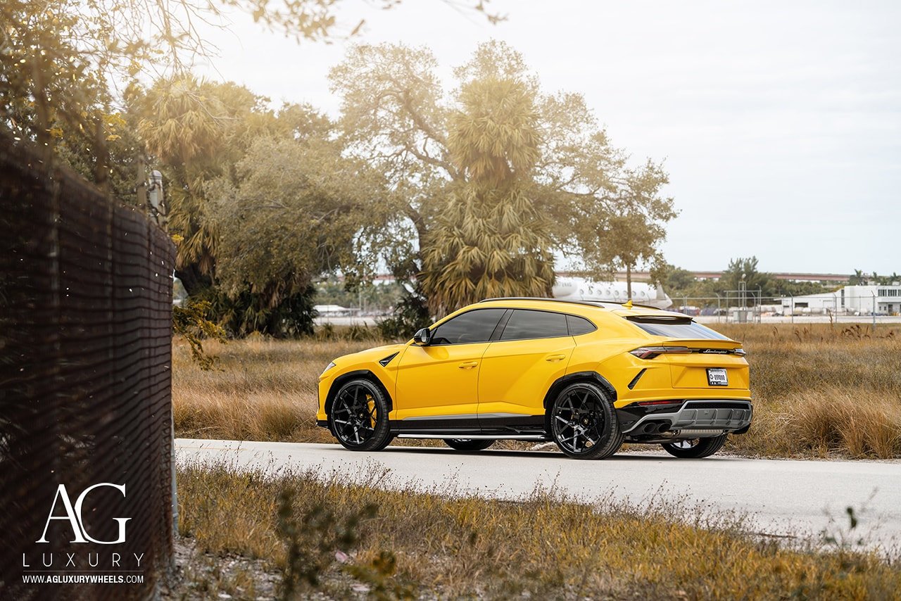 AG Luxury Wheels , Lamborghini Urus AGL55 Forged Wheels