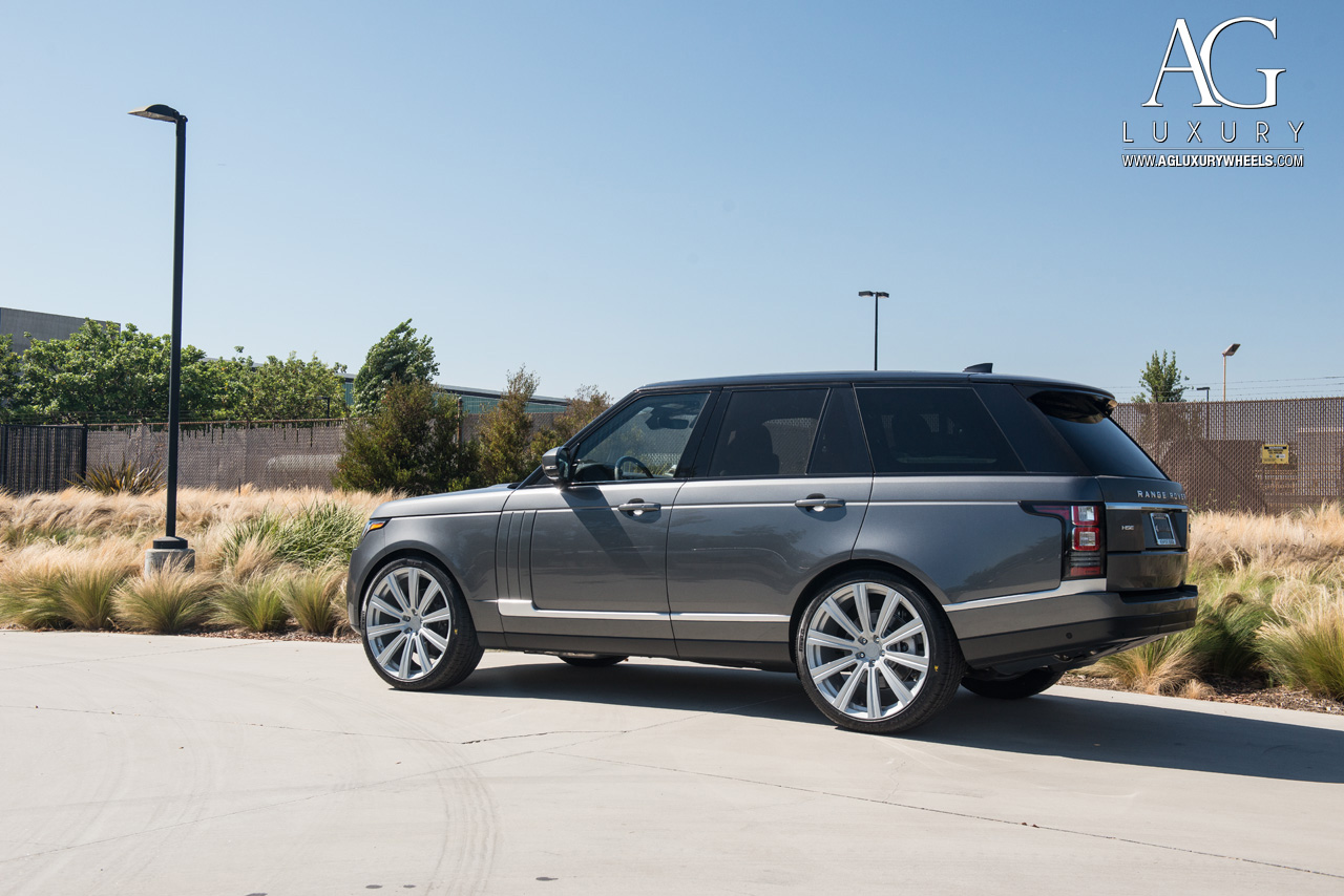 Ag Luxury Wheels Land Rover Range Rover Monoblock Forged