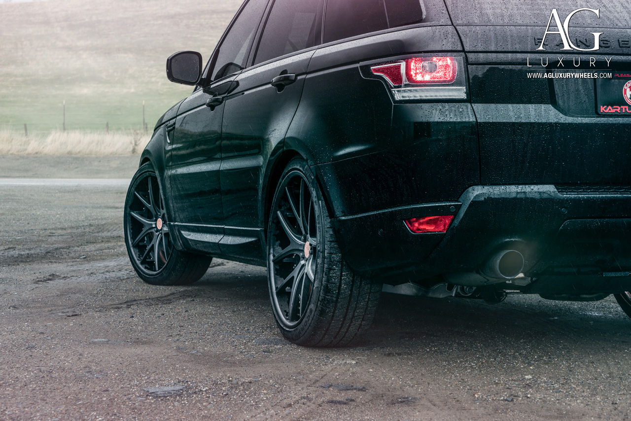 AG Luxury Wheels  Range Rover Sport Forged Wheels