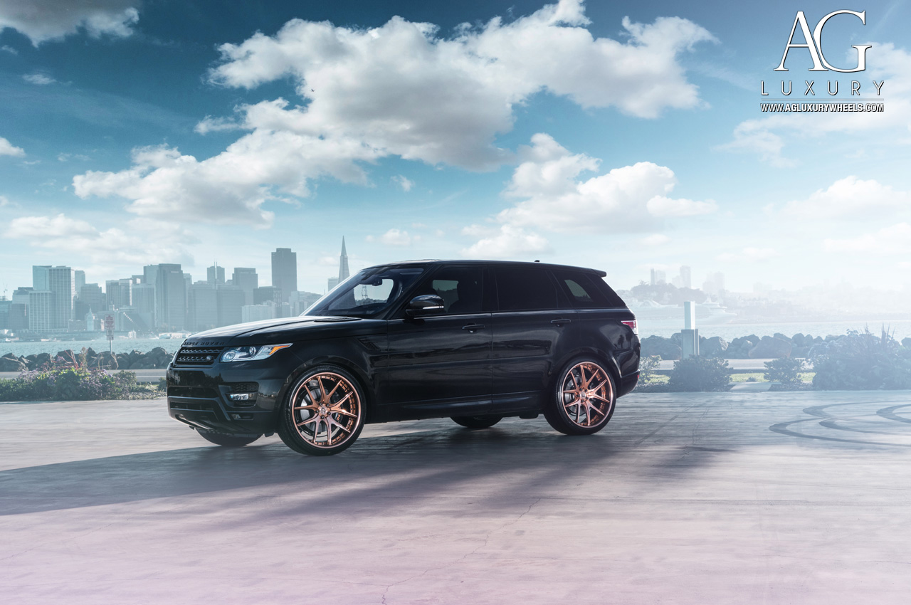 Range Rover And Land Rover >> AG Luxury Wheels - Range Rover Sport Forged Wheels