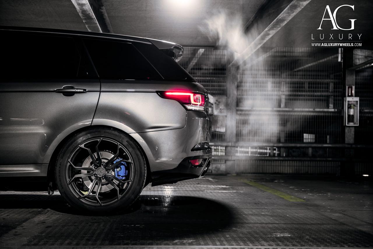 AG Luxury Wheels - Range Rover Sport SVR Forged Wheels