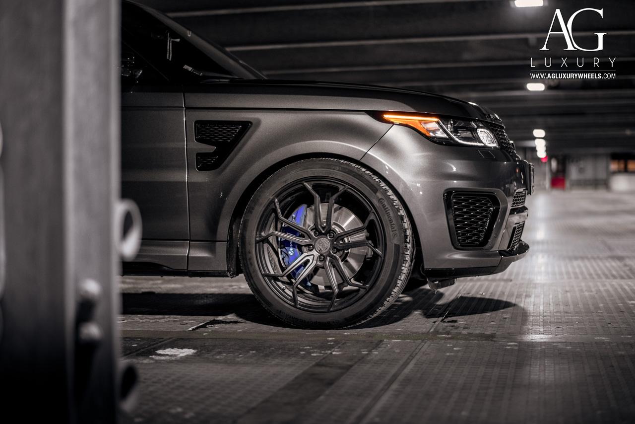 Ag Luxury Wheels Range Rover Sport Svr Forged Wheels