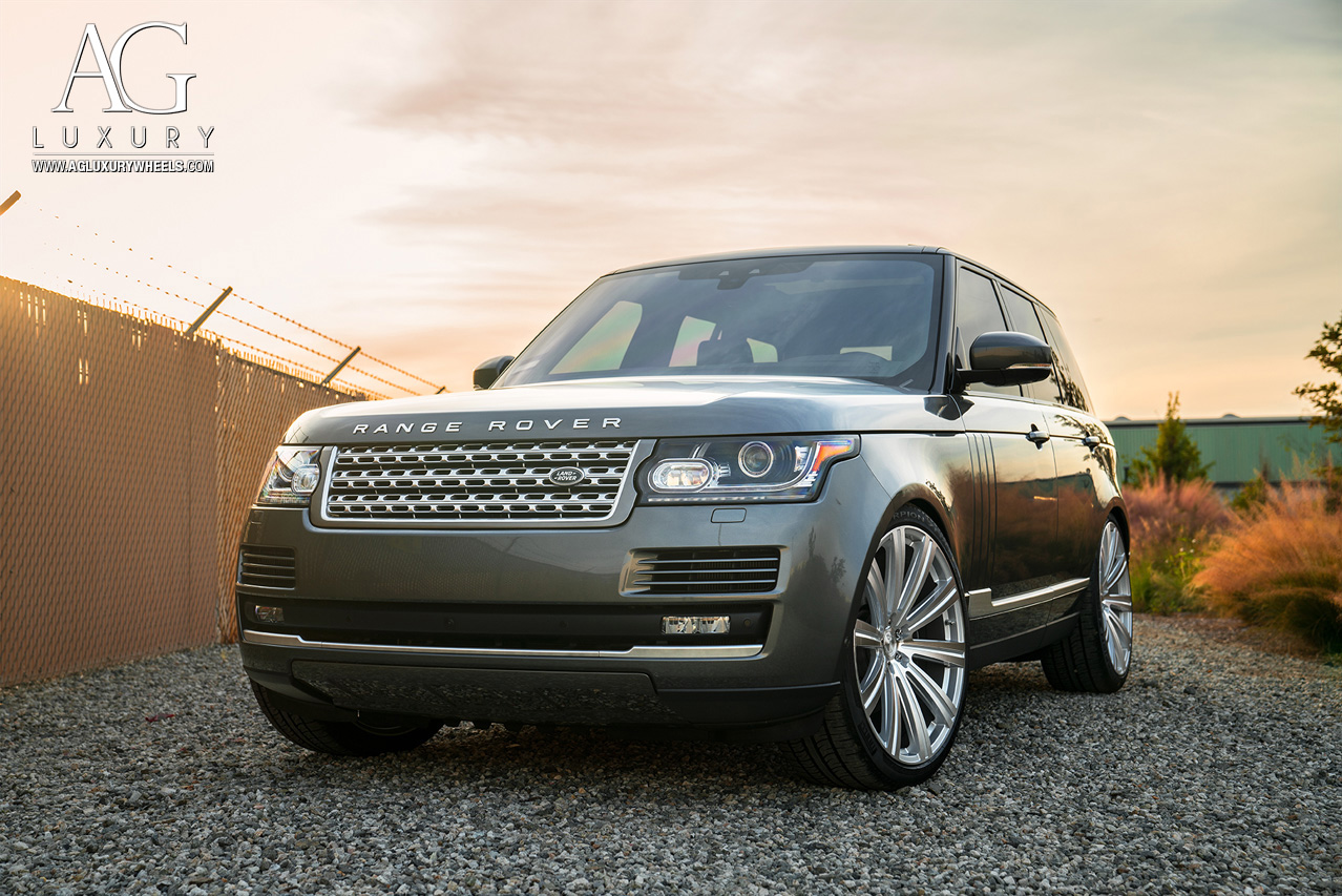 Jaguar Land Rover >> AG Luxury Wheels - Land Rover Range Rover Flow Form Wheels