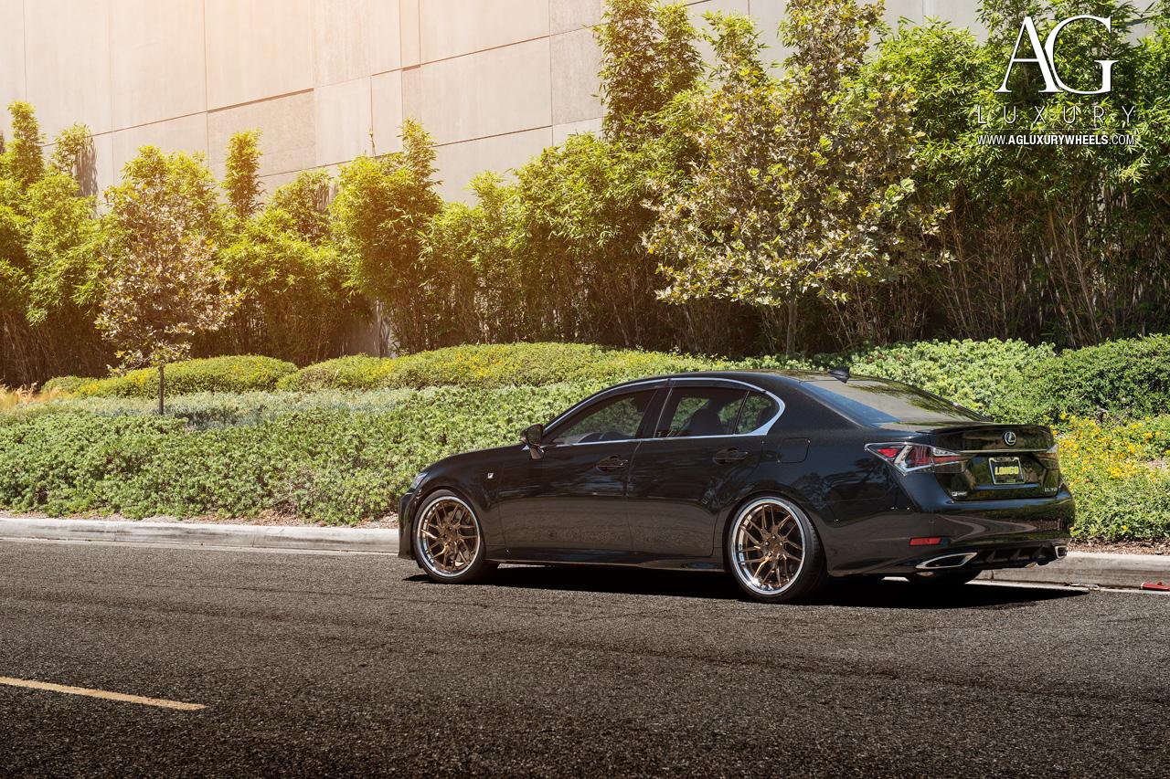 Lexus Is 350 >> AG Luxury Wheels - Lexus GS350 Forged Wheels