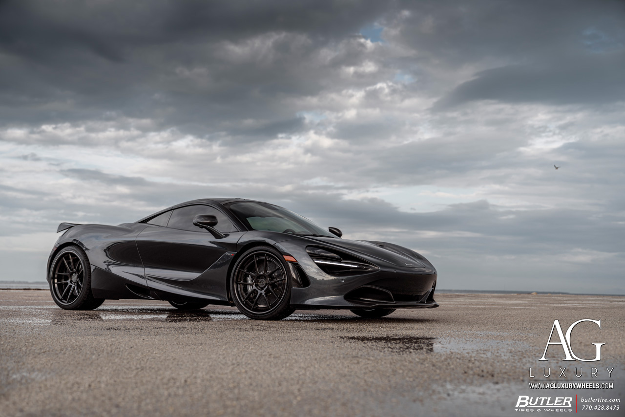 Ag Luxury Wheels Mclaren 720s Forged Wheels
