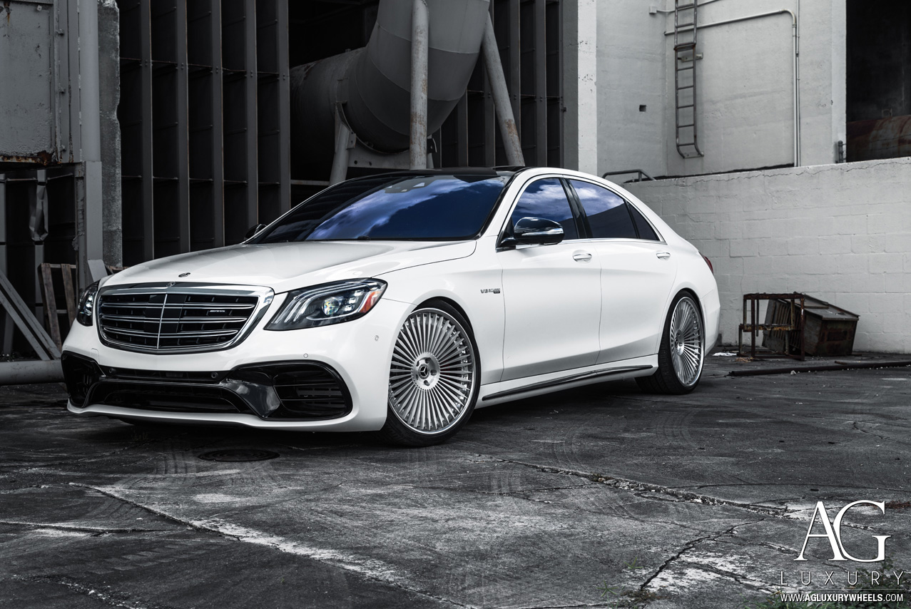 ag luxury wheels mercedes benz s63 amg forged wheels. Black Bedroom Furniture Sets. Home Design Ideas