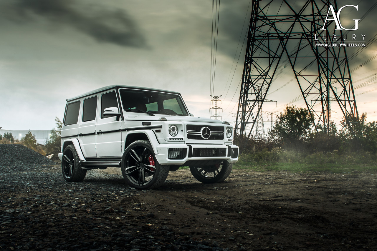 ag luxury wheels mercedes benz g63 amg forged wheels. Black Bedroom Furniture Sets. Home Design Ideas