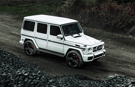 mercedes benz g63 amg g class forged wheels gloss black agl27