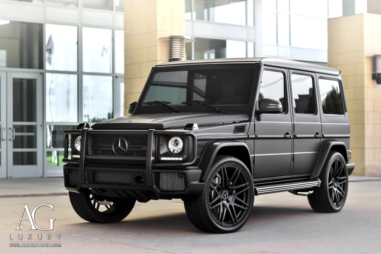 ag luxury wheels - mercedes-benz amg g63 agl44 forged wheels