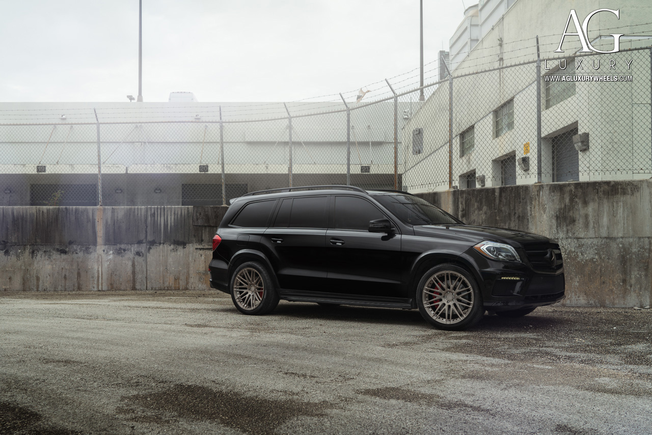 ag luxury wheels mercedes benz gl63 amg forged wheels. Black Bedroom Furniture Sets. Home Design Ideas