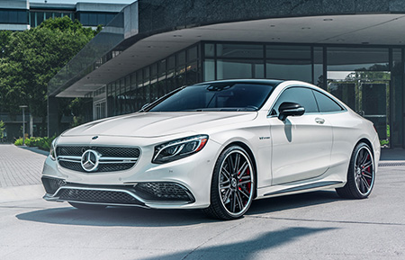 mercedes s63 amg s class matte black forged wheels agl12