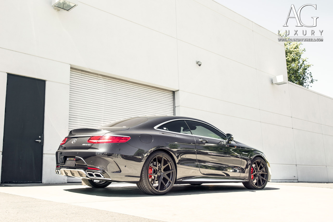 Ag luxury wheels mercedes benz s63 amg coupe forged wheels for Amg wheels for mercedes benz