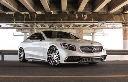 mercedes benz s65 s class coupe amg forged wheels color match oem