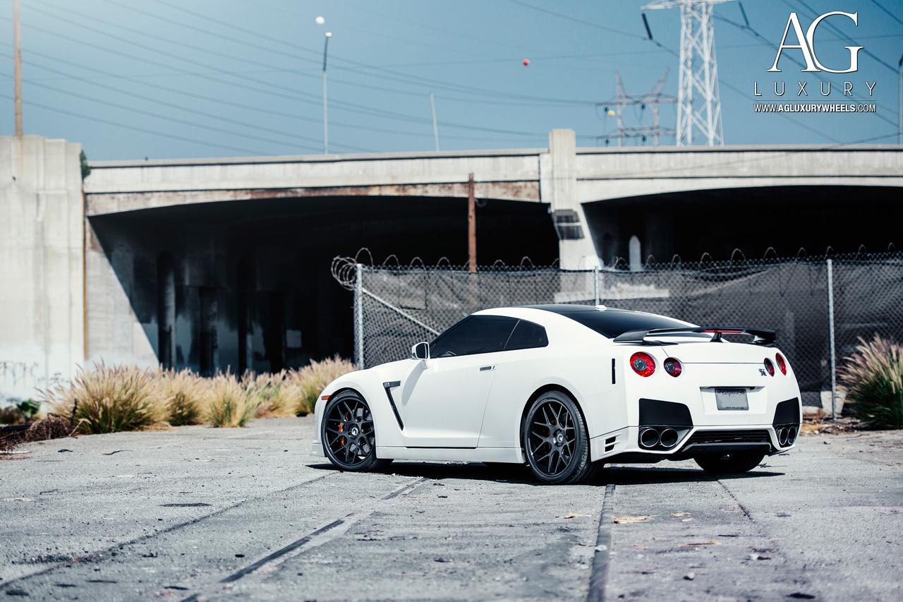 Ag Luxury Wheels Nissan Gt R Forged Wheels
