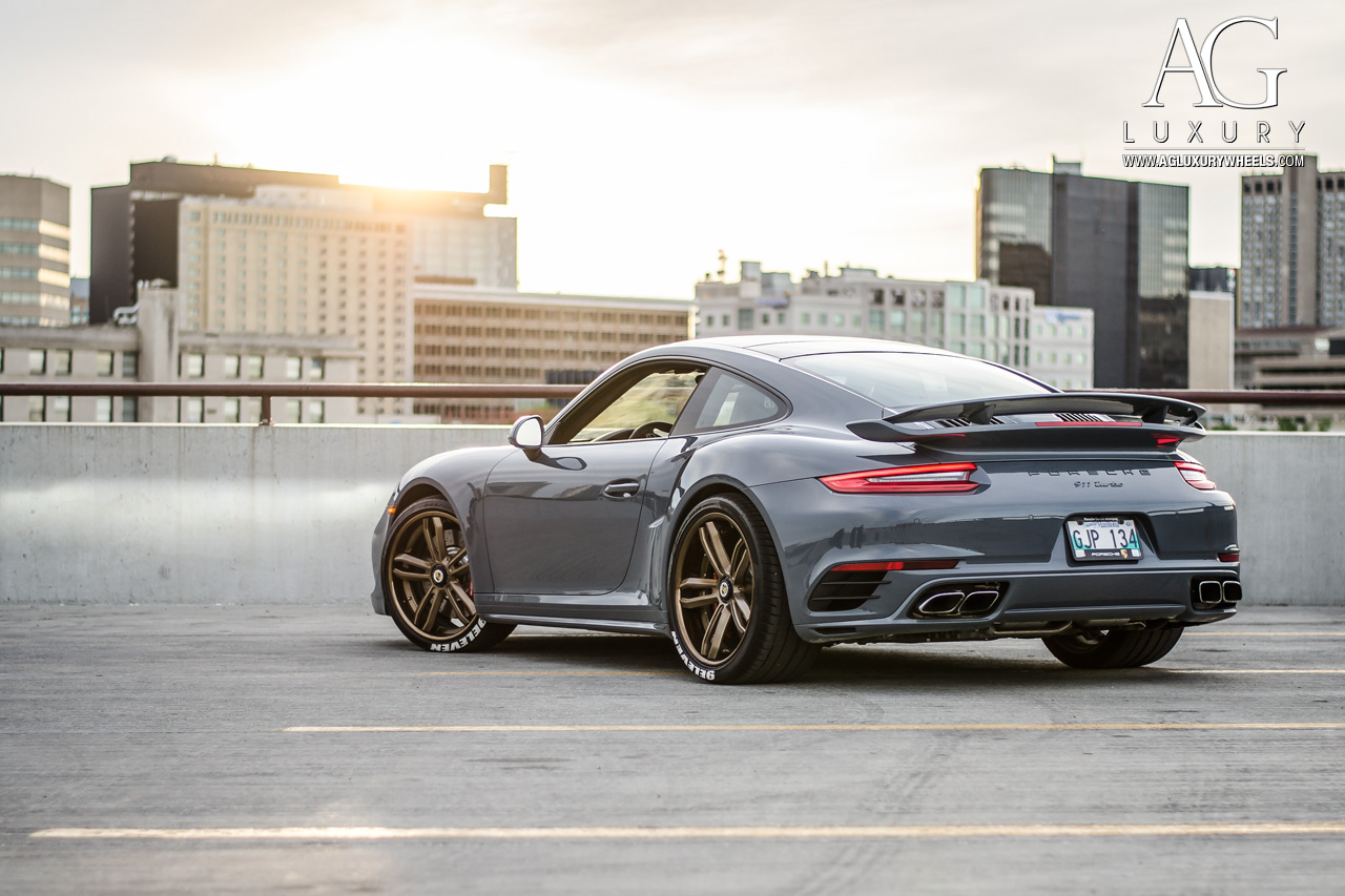 Ag Luxury Wheels Porsche Turbo Forged Wheels
