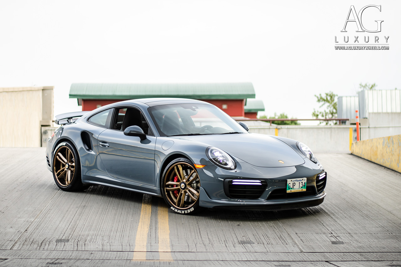 Ag Luxury Wheels Porsche Turbo Forged Wheels