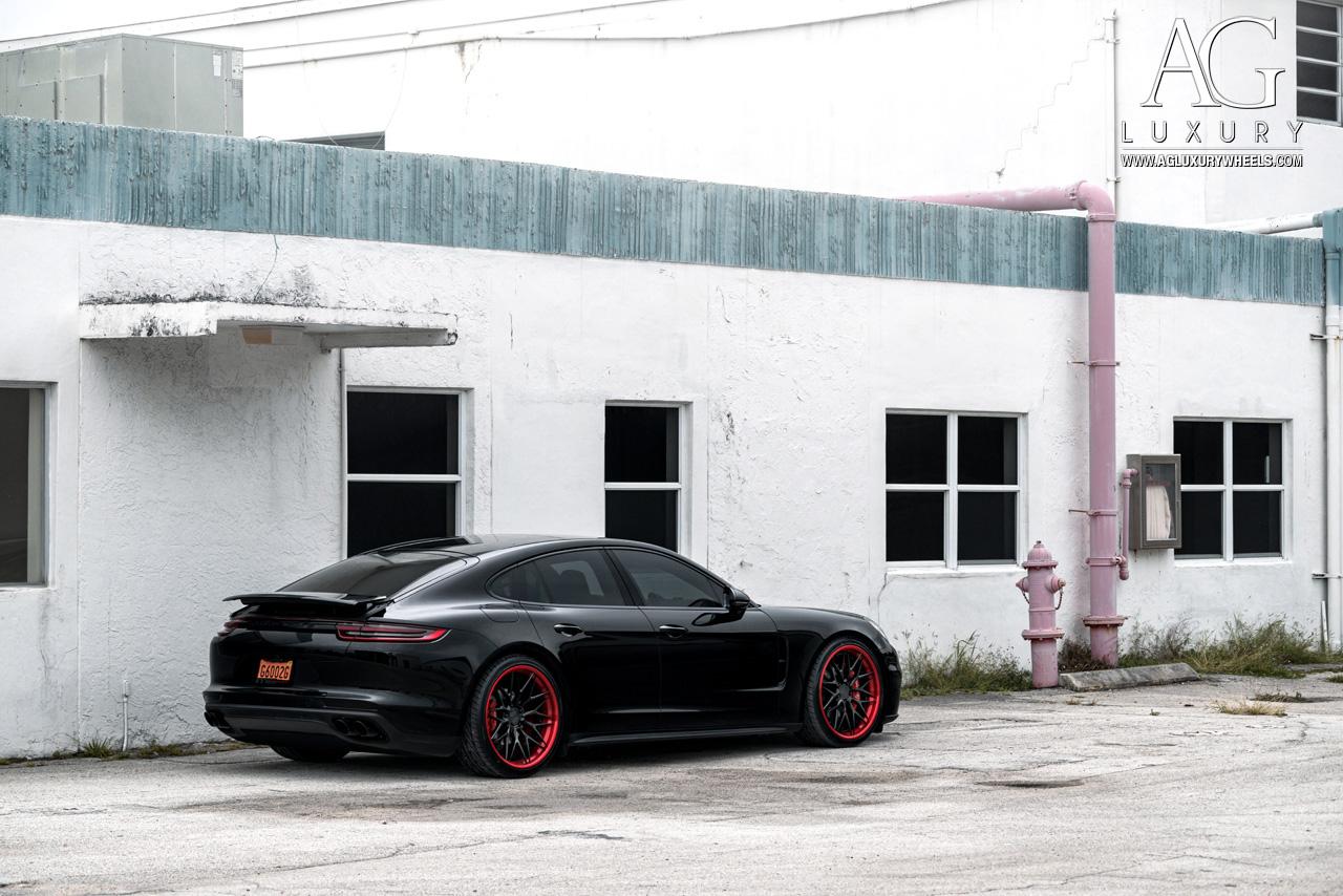 2017 Porsche Panamera Spec >> AG Luxury Wheels - Porsche Panamera Forged Wheels