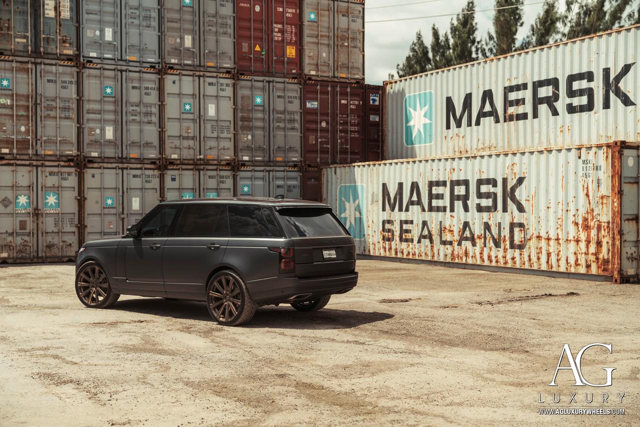 Range Rover Autobiography >> AG Luxury Wheels - Land Rover Range Rover Flow Form Monoblock Wheels