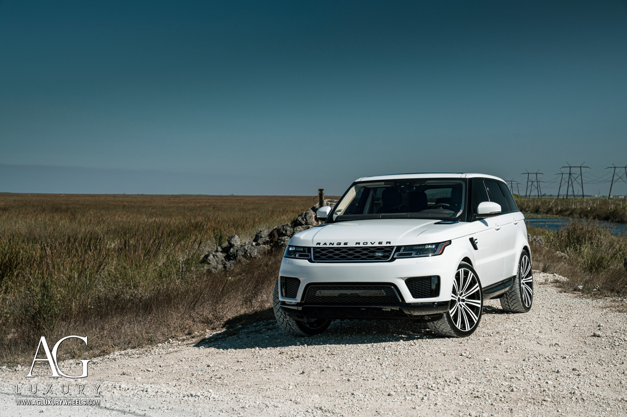 Ag Luxury Wheels Land Rover Range Rover Sport Flow Form